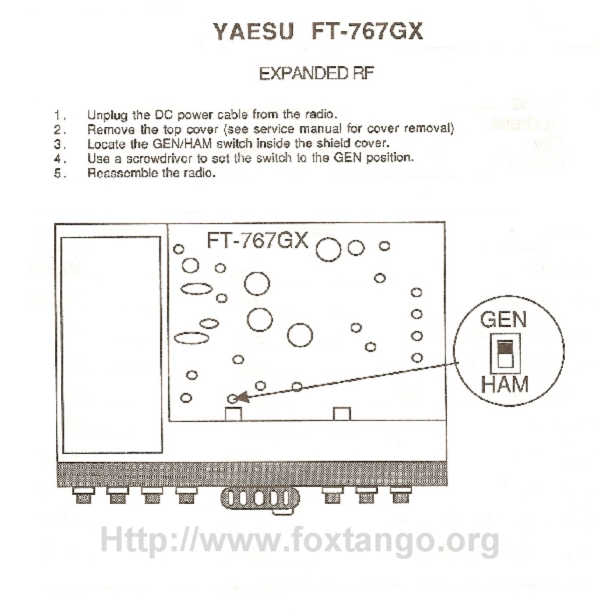 The Fox Tango Rig Modification P