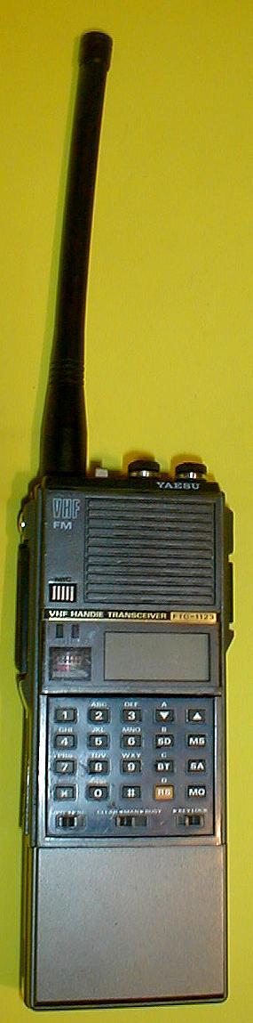 Yaesu ftl-7002 service