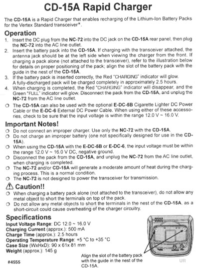 Ft-411E Owners Manual